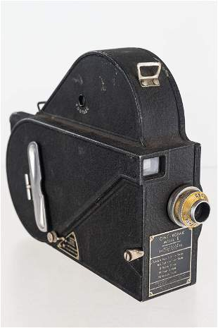 1937 Cine-Kodak Model E 16mm Movie Camera