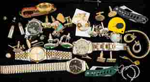 Men's Watches and Mixed Costume Jewelry