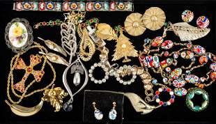 Costume Jewelry (Unmarked)