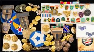 American Legion and Military Insignia