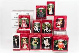 Barbie & Other Hallmark Keepsake Ornaments