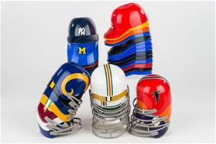 Mini Sports Helmets NFL & MLB by Laich 1974