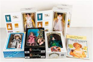 Shirley Temple, Dolly Parton, Other Dolls