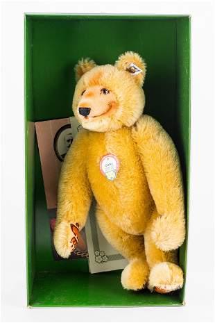 """Steiff """"Dicky"""" Teddy Bear 1985"""