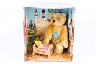 "Steiff Limited Edition ""Giengen-brenz"" Teddy Bear"