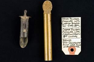 19th Century Black Powder Measures