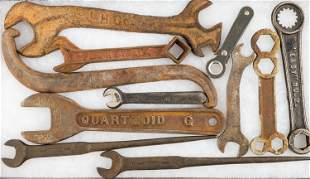 Early 20th Century Implement Tools