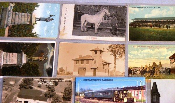 11: 100 York City Postcards