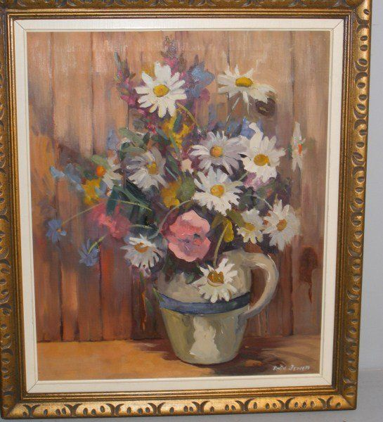 240: Oil on Canvas
