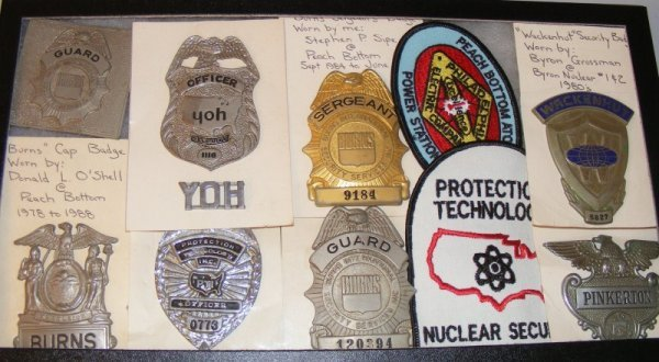 23: Police Badges and Patches