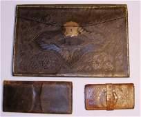 178: Civil War Period Wallets