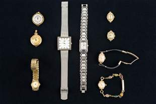 Vintage & Other Ladies' Watches
