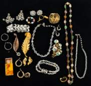 Weiss, Lisner, & Other Costume Jewelry