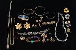Native Sterling Silver & Other Jewelry