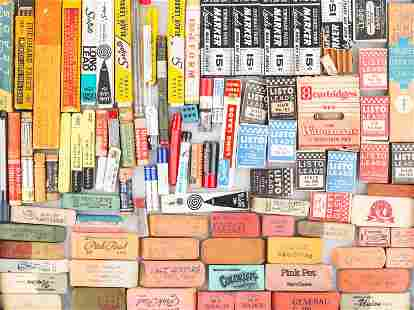 Advertising Erasers & Pencil Leads