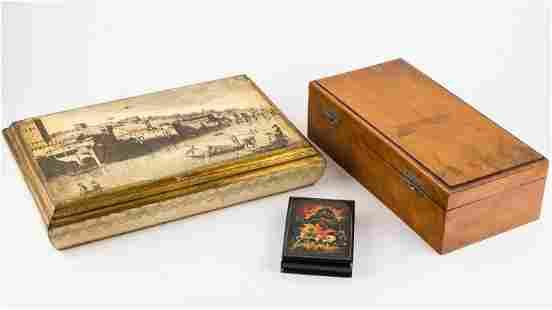 Decorative Boxes (3)