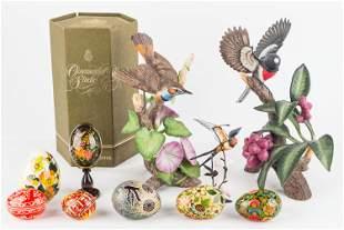 Audubon Ceramic Birds & Related