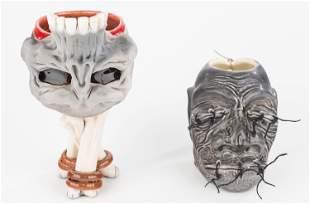 Dr. Jibaro Tiki Mug & Chalice