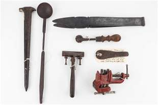 Mixed Vintage Tools