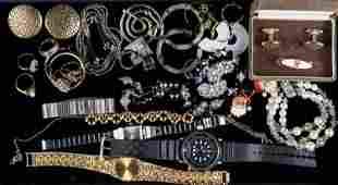 Watches & Costume Jewelry