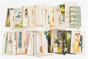 Vintage Holiday & Others Postcards