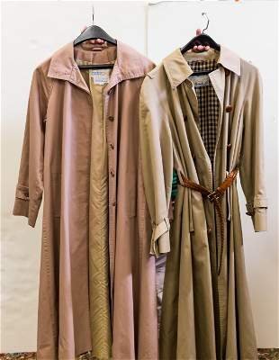 Harrods's Trench Coat and Another (2)