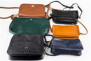 Leather & Other Purses (6)