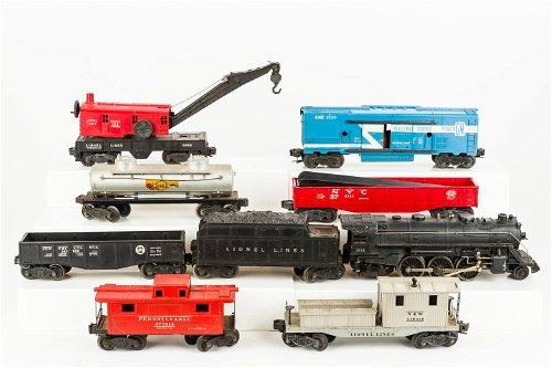 Model Trains & Railroads