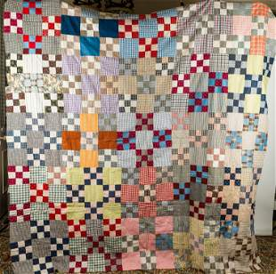 Quilt Tops & Table Cover