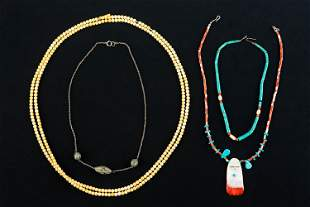 Navajo Turquoise and Other Jewelry