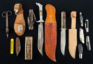 Sheath & Folding Knives