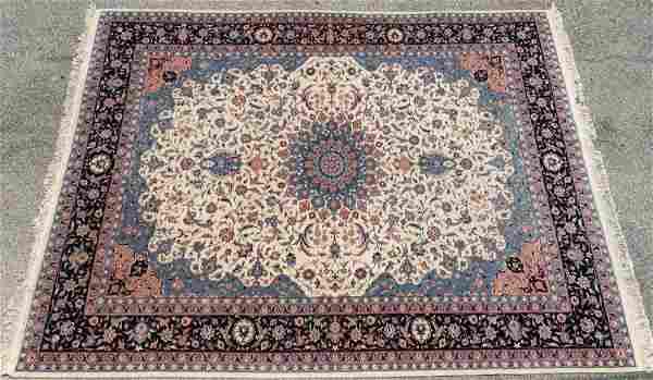 Room Sized Oriental Style Carpet 9x12