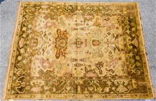 Fine Indo-Persian Carpet 8x10