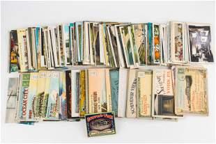 Vintage Postcard Collection (Over 200)