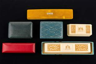Vintage Watch Boxes