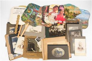 Early 20th Century Photo Grouping