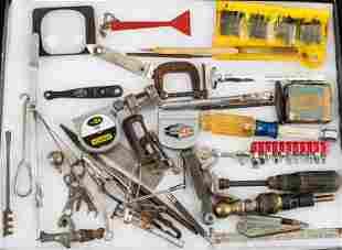 Vintage Tools and Gauges