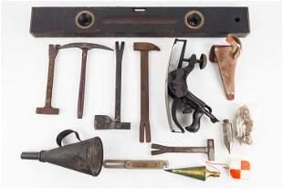 Stanley No. 113 Plane & Vintage Tools