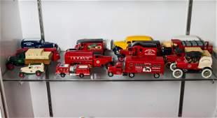 Ertl Vehicle Bank Collection