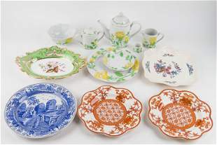 Fitz & Floyd, Spode & Other China