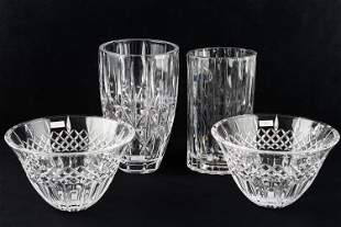 Marquis by Waterford Crystal (4 pieces)