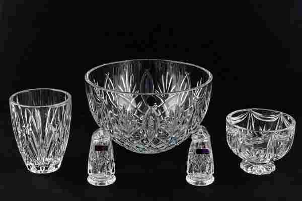 Waterford Crystal Collection (4 Pieces)