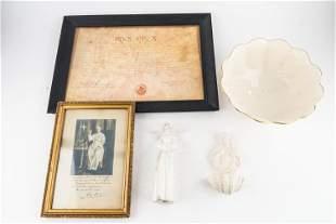 Pope Pius X Items, Religious Figures & Lenox