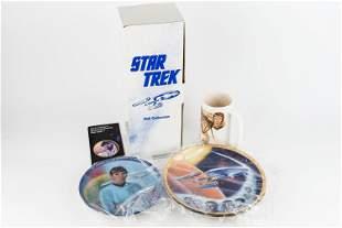 Star Trek NIB Collectibles