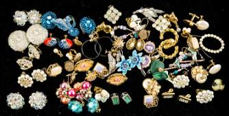 Mixed Costume Jewelry Collection