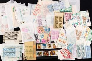 Uncancelled US Postage Stamp Grouping