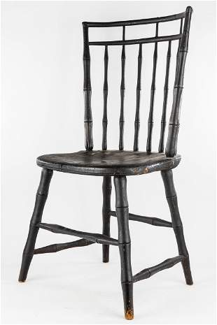 Period Windsor Chair by I.G. Tuttle