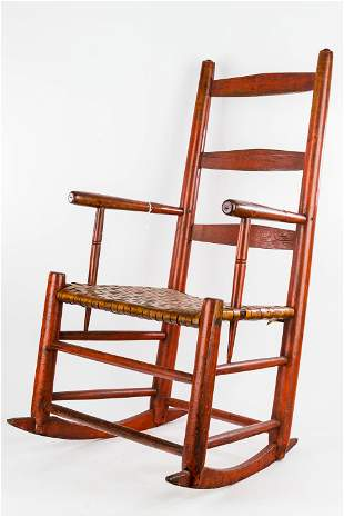 Early Shaker Rocking Chair