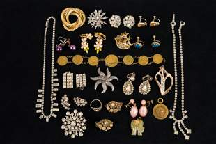 Vintage Estate Jewelry Collection