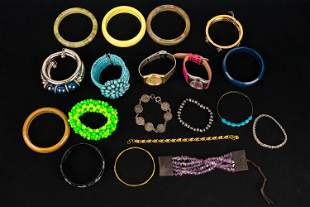 Bracelet and Watch Collection
